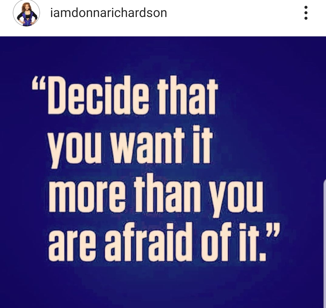 Note to Self: Go after the things that will make you Great #natashachef #greatness #humble #grateful #gratitude #blessed #thankful #entrepreneurship #womanbusinessowner pic.twitter.com/zGiJVR2ktF