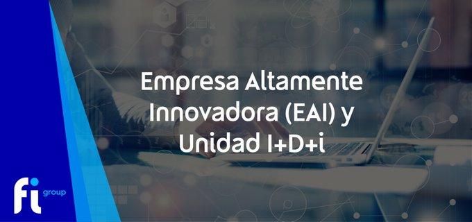 📢Ahora  puede ayudarle a que su empresa sea reconocida como Empresa Altamente Innovadora (#EA....