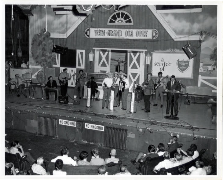 When you tour the Ryman, you're the star of the show. We open for tours tomorrow, and can't wait to see you back on stage! 💒   Book Your Tour: https://t.co/ZrKBzzQy7E  #ThrowbackThursday presented by our friends at @TruistNews https://t.co/4WzLEGNjT4