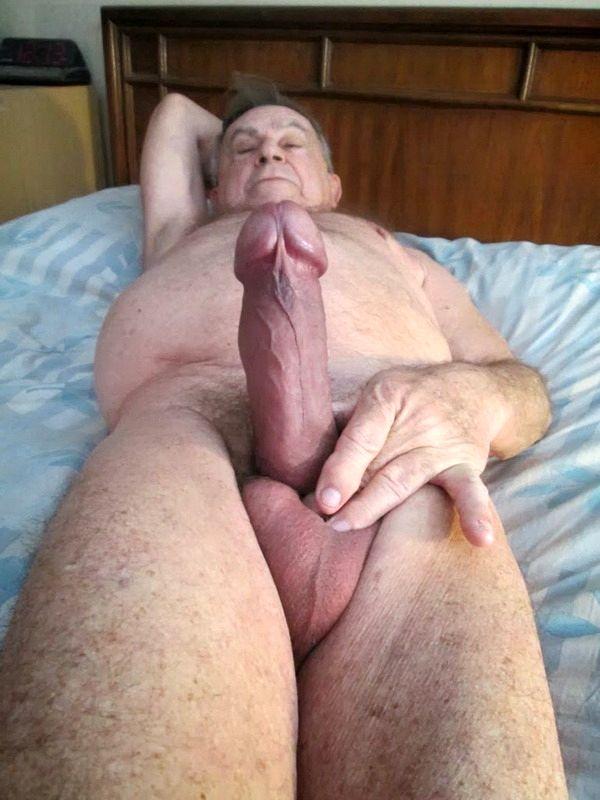 Grandpa Big Dick