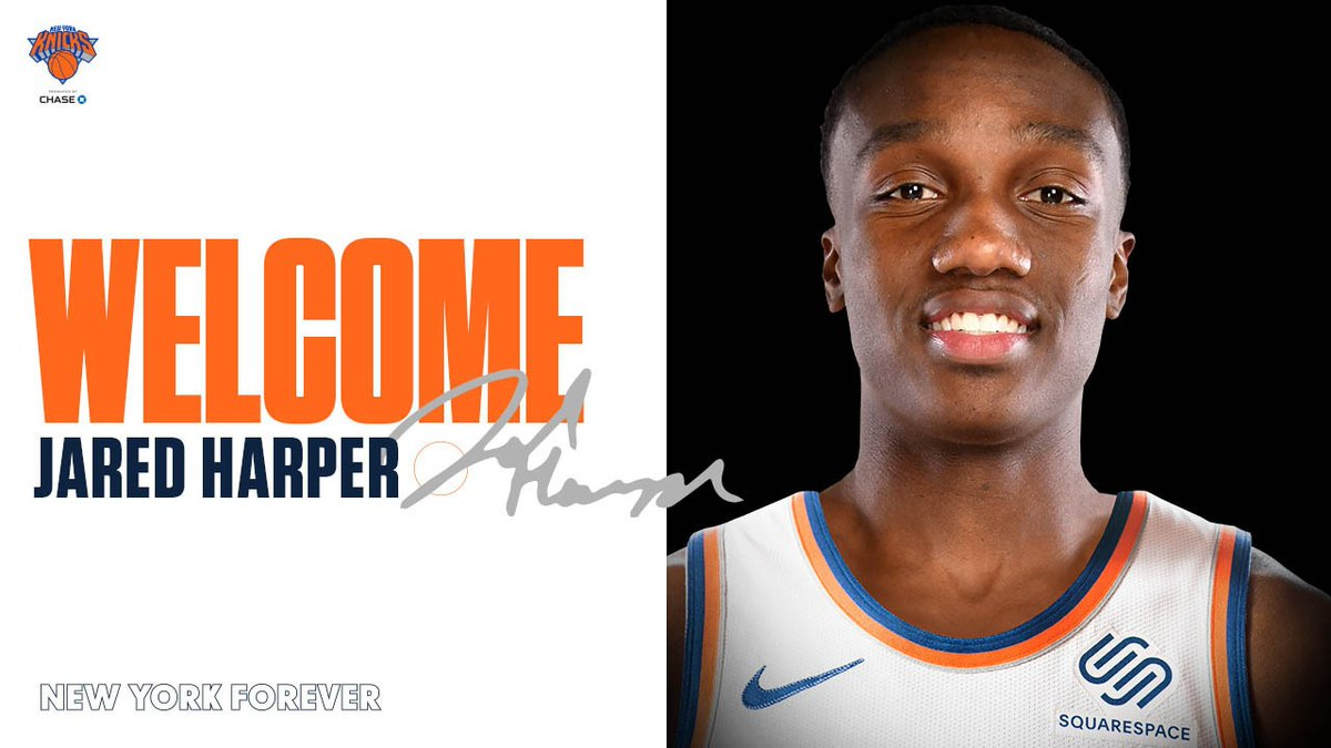 Welcome to the family, Jared!   @Therealvinoo | #NewYorkForever https://t.co/WdMebBjmDF