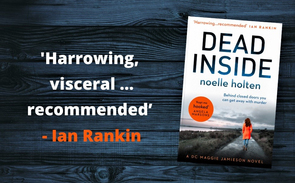 It's #GIVEAWAY Time!!! 📢   #Win a *signed* copy of 👇👇👇  'Dead Inside' by Noelle Holten @nholten40    To enter:  * Follow @ScotlandYardCSI * Retweet THIS tweet ✅ * Tag friend/s  Good luck! 🤞  Open 🌎🌍🌏 Ends Jun 28   #CrimeFiction #ThrillerThursday #BooksOfTwitter #readers https://t.co/TIhvA3WB70