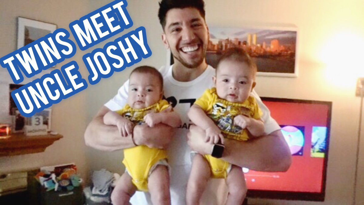 NEW VLOG BB🎉 Ft. @joshleyva  Link: https://t.co/VT9uyrIfHy https://t.co/JUpLnMXzL8
