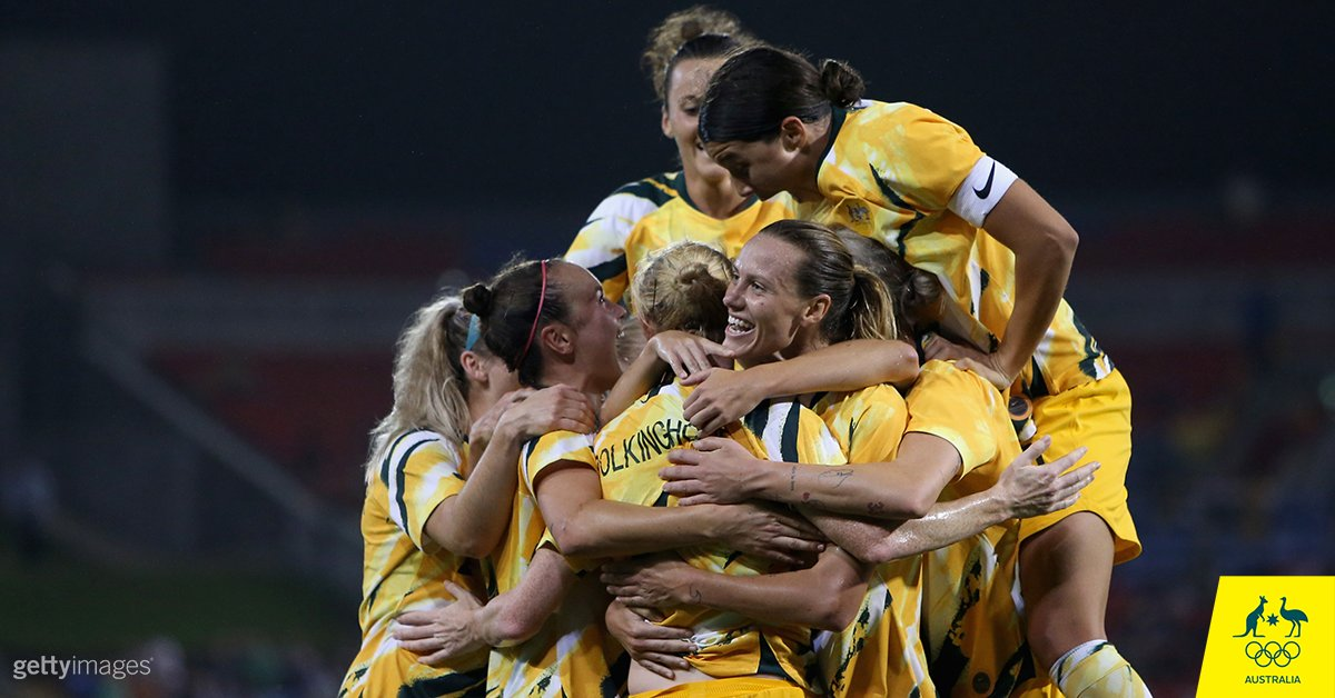 """""""This decision will deliver what could be a golden decade for Australian sport.  """"It will be a magnificent boost for women's football in Australia and I have no doubt that as hosts, 🇦🇺 and our 🇳🇿 cousins will deliver an outstanding tournament.""""  ➡️https://t.co/TcdBSiFWSt https://t.co/GqOg13igBu"""