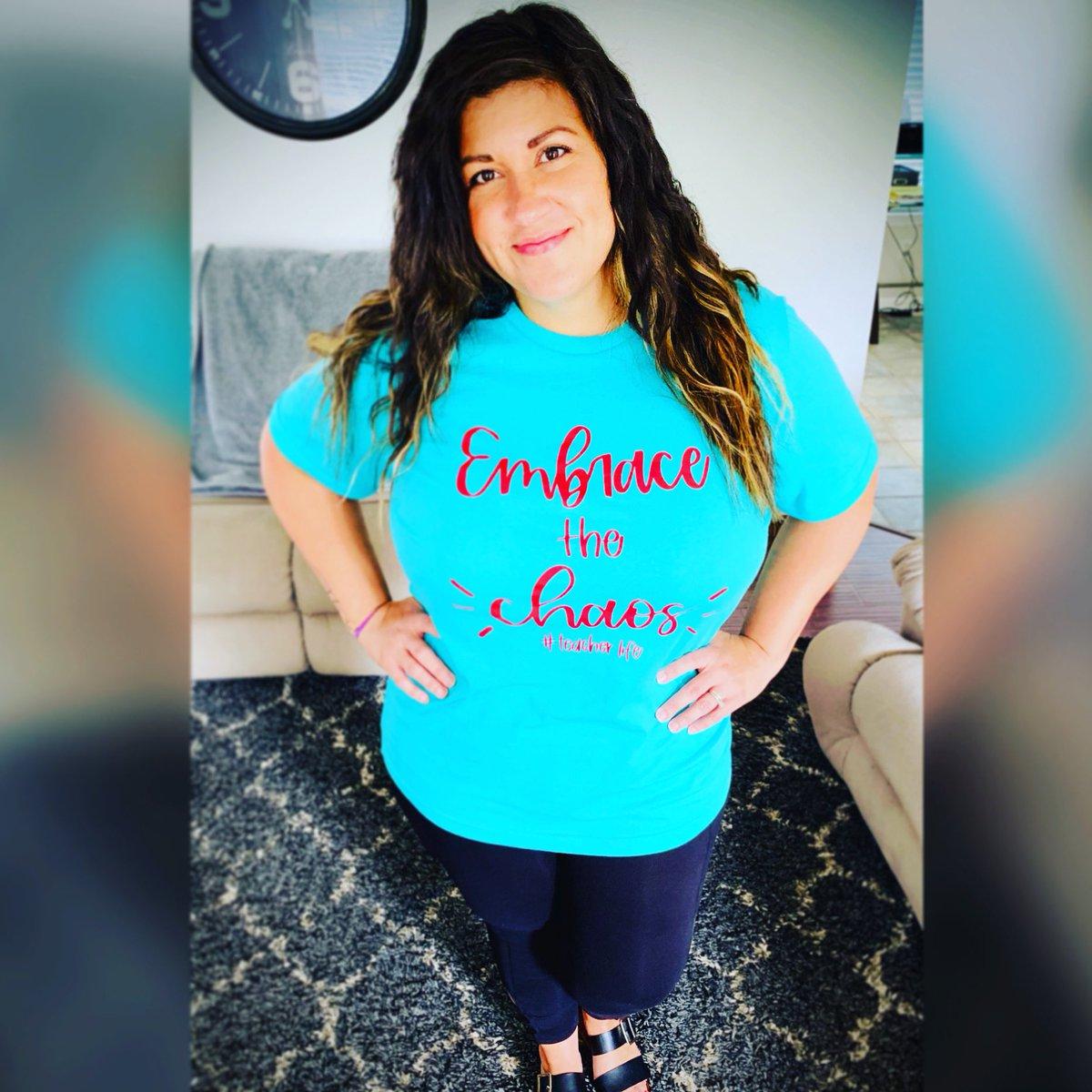 #EmbraceTheChaos #TeacherLife #WifeLife #MomLife #StepmomLife #GrammyTamiLife #HouseManagerLife #ITeachMiddles #ESOLTeacher #ELLs #ESOL #MiddleSchoolTeacher @wschicspic.twitter.com/6k5TL1dEYW