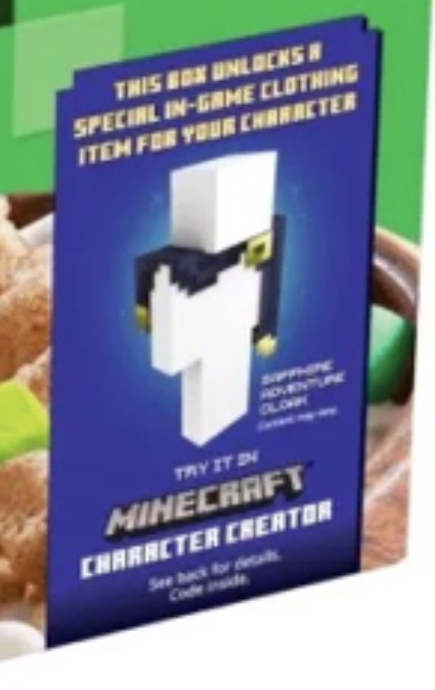Chad Johnson On Twitter Yes Minecraft Creeper Crunch Coming August 2020