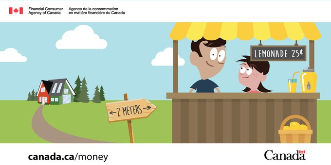 Did life in lockdown give you lemons, or do you find it still is? Make lemonade with the kids and teach them about money. Although @FCACan isn't in the lemonade business, their tips can help you have money conversation with the kids. https://t.co/cCYVRa1ZMY #MoneySavvy https://t.co/SMzb3aEvTq