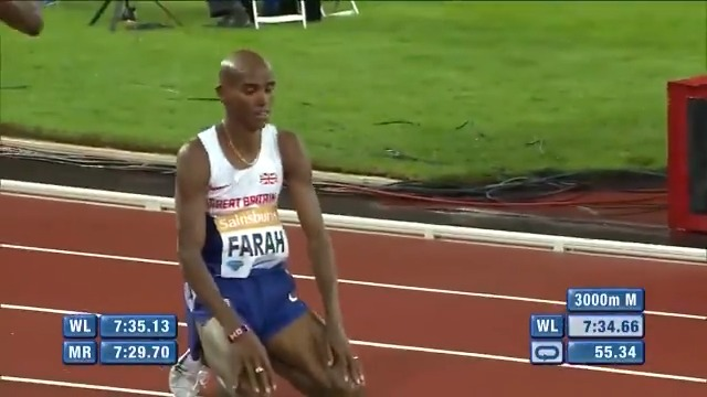💥 A classic flashback to the @London_DL of 2015, where @Mo_Farah took centre stage once again #DiamondLeague