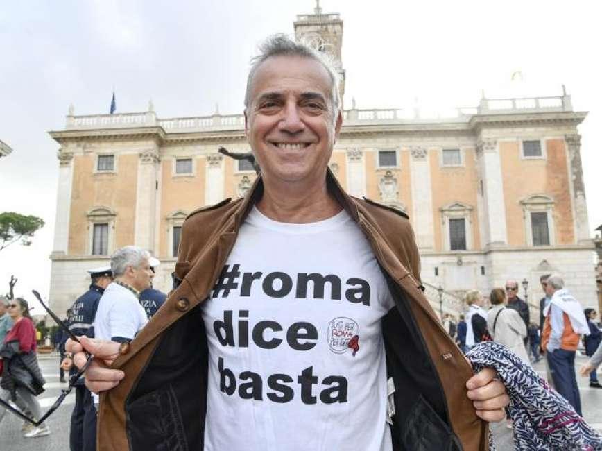 MASSIMO GHINI SINDACO DI ROMA? UNA PROVOCAZIONE MA NEANCHE TROPPO - L'INTERVISTA https://t.co/oinIMvGFNj https://t.co/7r6vej5foW