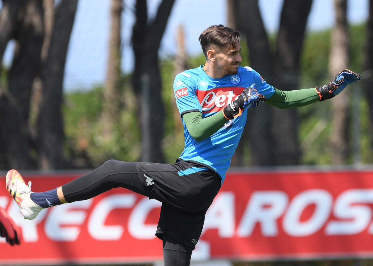 RT @sscnapoli: 📌 Report allenamento  👉 https://t.co/1R5cFsasqu  💙 #ForzaNapoliSempre https://t.co/1XGxApRAb9