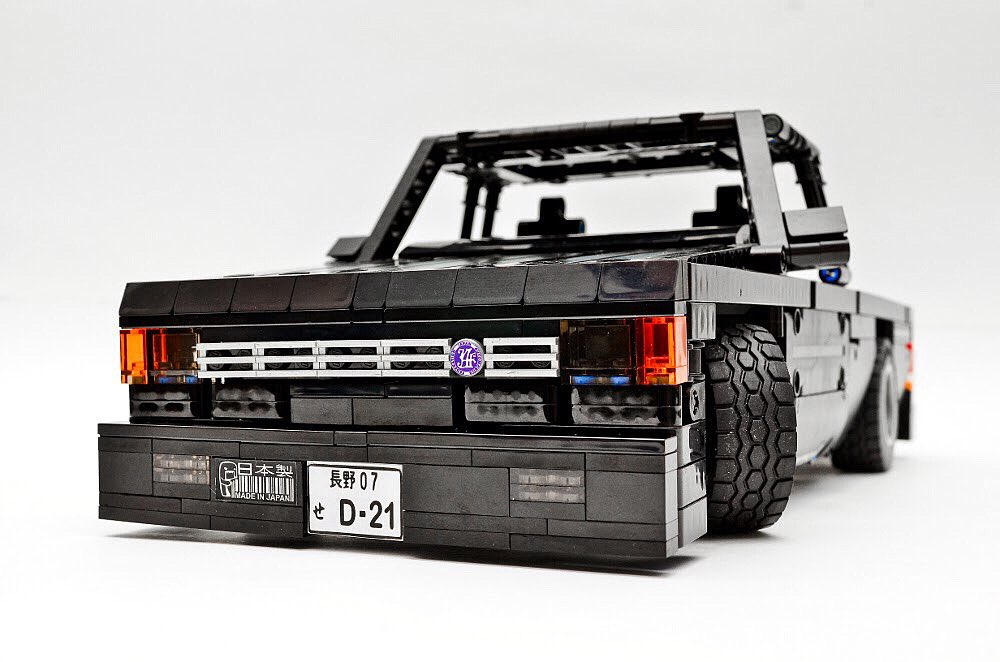 Slammmed #lego #legotechnic #pickup #slammed https://t.co/8Rq87JTt1t