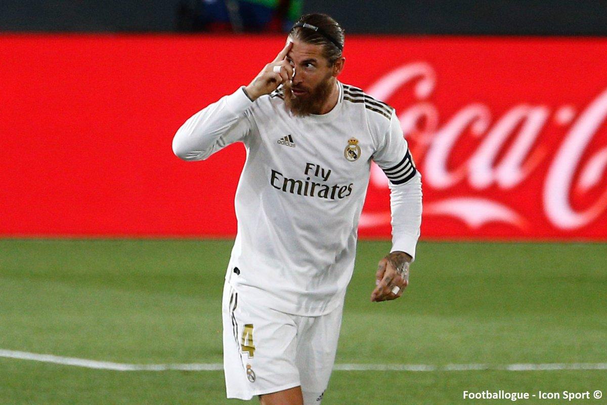 [#LaLiga🇪🇸] Zinédine Zidane 💬 : Notre capitaine, cest notre capitaine. Sergio Ramos est un leader sur le terrain et en dehors. Cest un joueur unique et nous savons ce quil transmet à tous ses coéquipiers. (CP)