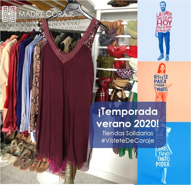 🌙 ¡ Sábado noche! ¡Vestidazo para una velada estupenda con tu pareja! ⭕️#VísteteDeCoraje❤️Traje ideal💸Precio muy económico💚Reutilización vs Consumismo ℹ️ Este vestido está en nuestra Tienda Solidaria situada en la calle La Luna 9A (Pasaje), de #Jaén https://t.co/0P7fXa8DAl https://t.co/e2pxEWFZQ7