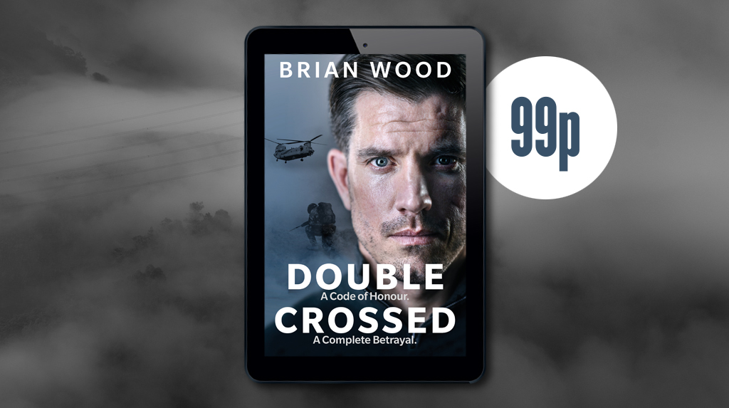 🚨 Kindle Monthly Deal Alert 🚨 Discover @BrianWoodMCs Sunday Times bestselling memoir #DoubleCrossed – the story of a fighting man under fire. Available now for only 99p – smarturl.it/DoubleCrossedK…