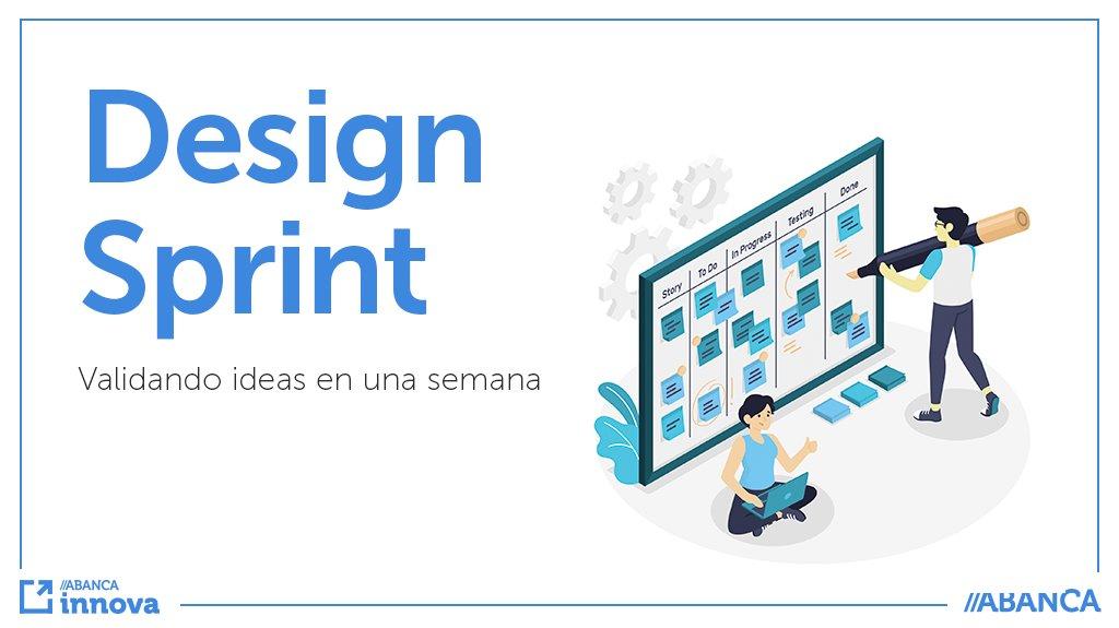 ¿Conoces el Design Sprint? Nuestro equipo de #ABANCAInnova te lo cuenta absolutamente todo sobre este método de validación de ideas en su blog 👉 https://t.co/Af7pfs8Hu1 https://t.co/AM1jYlOx25