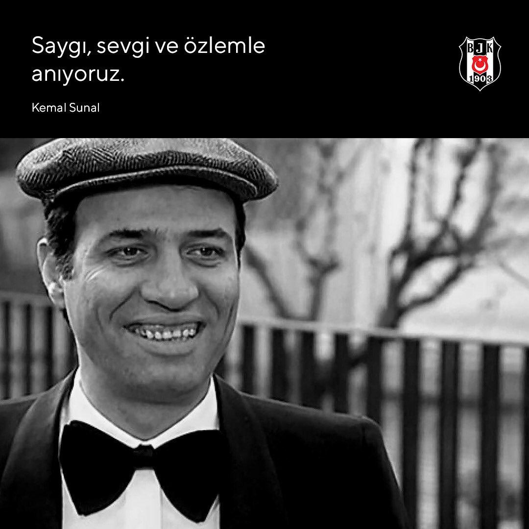 Seni çok özlüyoruz güldüren adam.   Büyük usta Kemal Sunal'ı saygı, sevgi ve rahmetle anıyoruz. https://t.co/cL0oGlMCIi