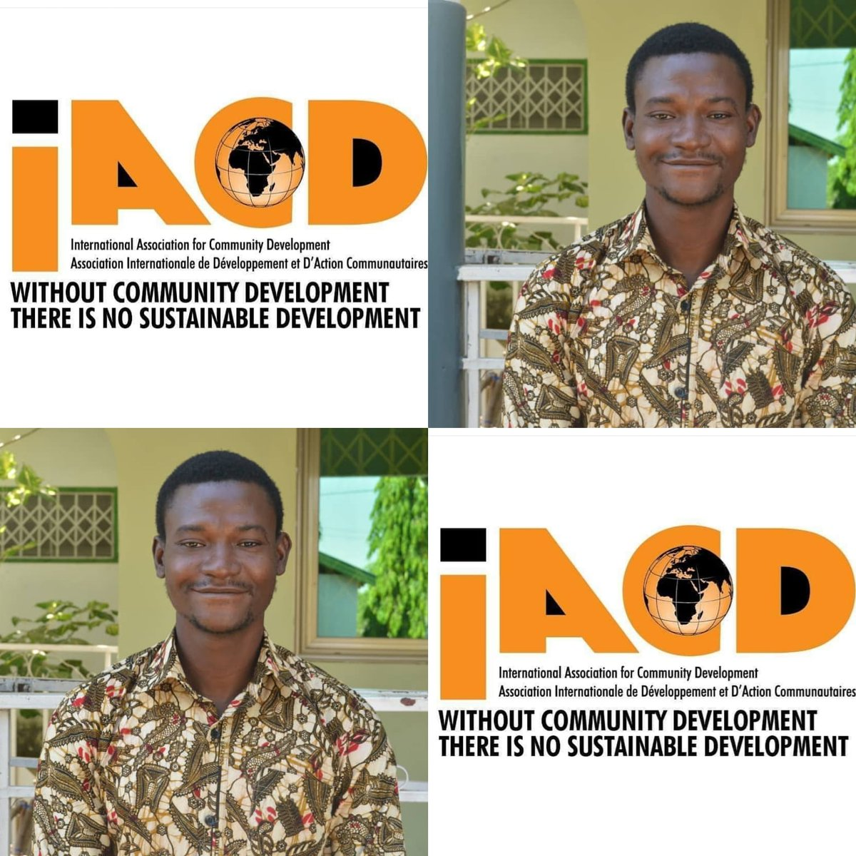 Today is the third #IACD  #youth member takeover! Follow one of our Youth Representatives Martin  from #Ghana on our #IACD Instagram story!pic.twitter.com/z7EPAqqf0G
