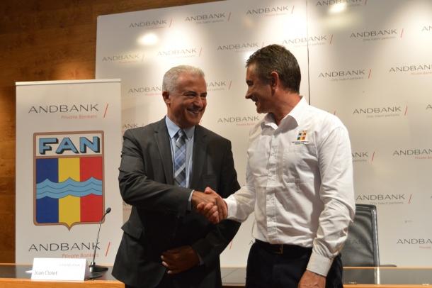 La nova junta de la @FANAndorra reclama una #piscina fixa per poder entrenar @AndbankAND #natació #Andorra https://t.co/3vSuDOYgPq https://t.co/UIJVqWpdXA