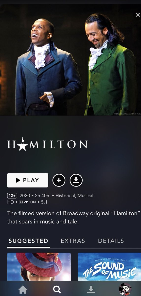 IT'S FINALLY HERE!!! ITS HAMILTON DAY!!! So looking forward to seeing the OGs smash this amazing musical. In times where our fabulous theatres are closed (😢) this is much needed for theatre nuts like me. #hamifilm #HamiltonFilm #finally #FridayVibes #HappyFriday