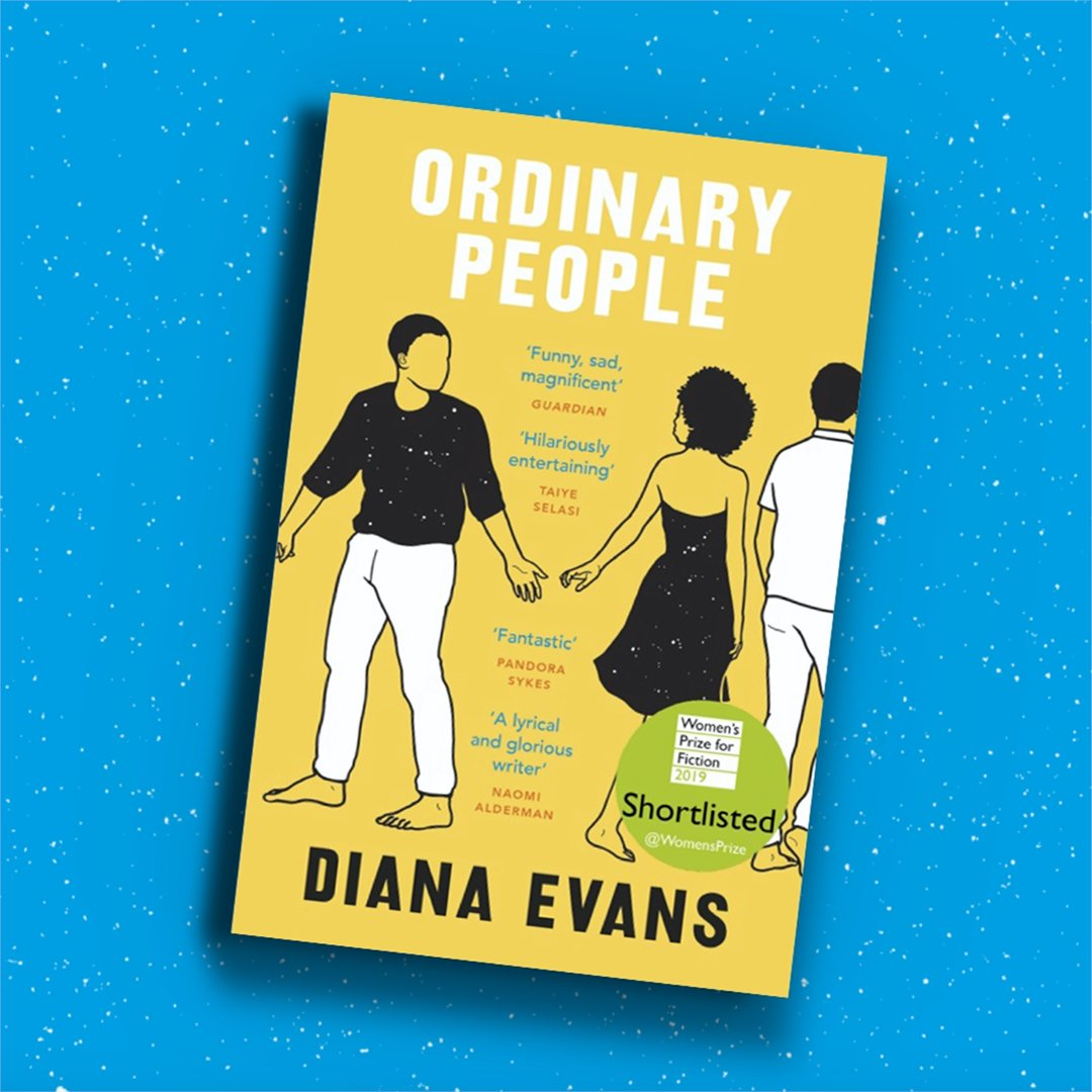 Not sure what to read this weekend?  May we suggest Diana Evans' #WomensPrize shortlistee Ordinary People? Now available for the bargain price of 99p: https://t.co/vvkcwjOMHc  Or head to your local bookshop and grab yourself the rather lovely paperback edition. https://t.co/uV78sayx1l