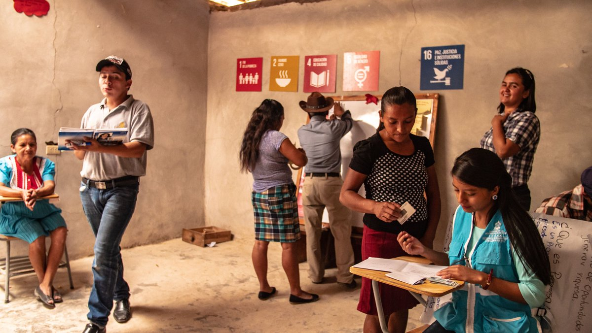 Data & education are central to building a new economic paradigm that serves all @JoinUN75 🔗 bit.ly/2Zti3DD #SolidarityinAction #ShapingOurFuture #UN75 #ForPeopleForPlanet #SDGs #GlobalGoals