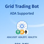 Image for the Tweet beginning: #MEETONE Grid Trading Bot supported
