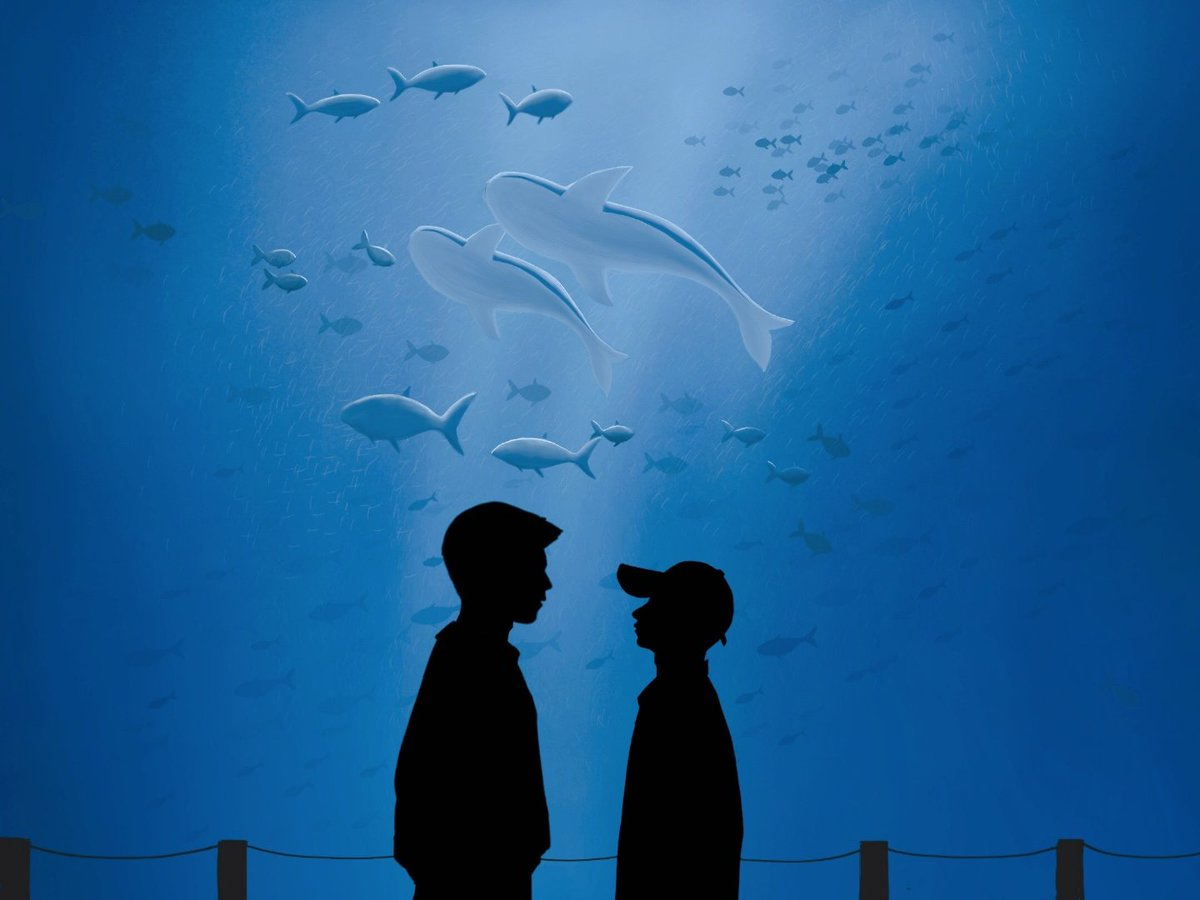 RT @offguning: well offgun aquarium date was something else wbk https://t.co/UYLcjNAkuo