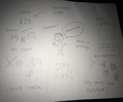 Tower Hamlets & City of London YJS has set up a time capsule reparations programme where children use creative expression to document their experience during COVID-19. Find out more about the initiative here #Chances4Children 👍 👉: https://t.co/p0vpS3EIWE https://t.co/BEsDSiHL1Z