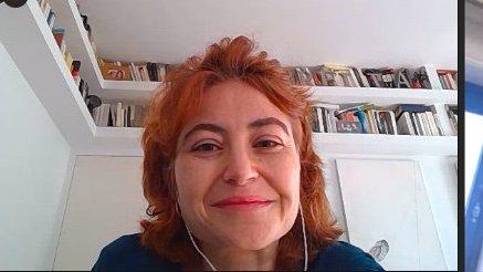 🔵Nuestra consejera delegada, María Peña, junto con Marta Blanco, presidenta de Internacional de @CEOE_ES abren el #webinario sobre el Reino Unido 🇬🇧 y último del ciclo dedicado a países europeos ante COVID-19 💻 #ServiciosDigitalesICEXCOVID19 https://t.co/UmxudSXE8e