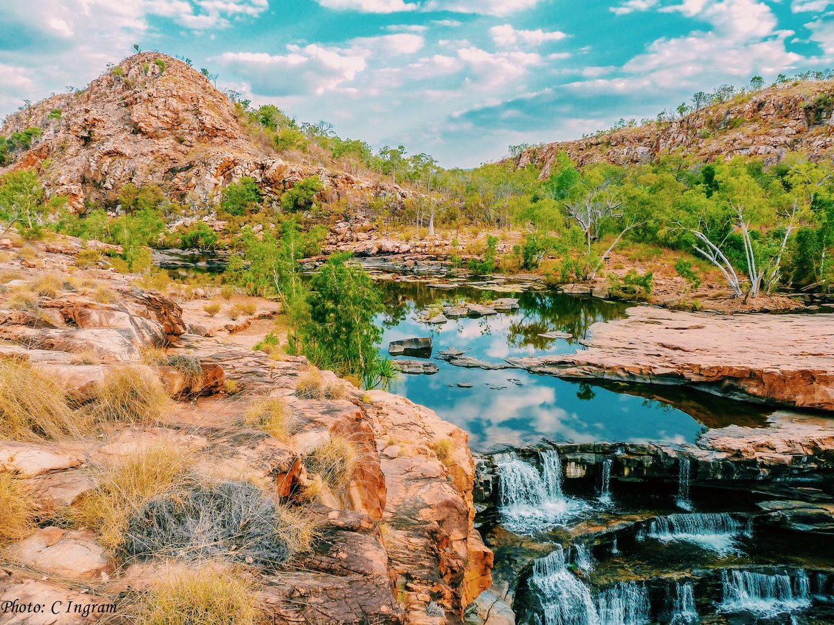 In 1879 Alexander Forrest saw these great Kimberley ranges and, in awe, named them after Belgian King Leopold. Today we officially renamed them the Wunaamin Miliwundi Ranges - the names they have held well before that King was born.