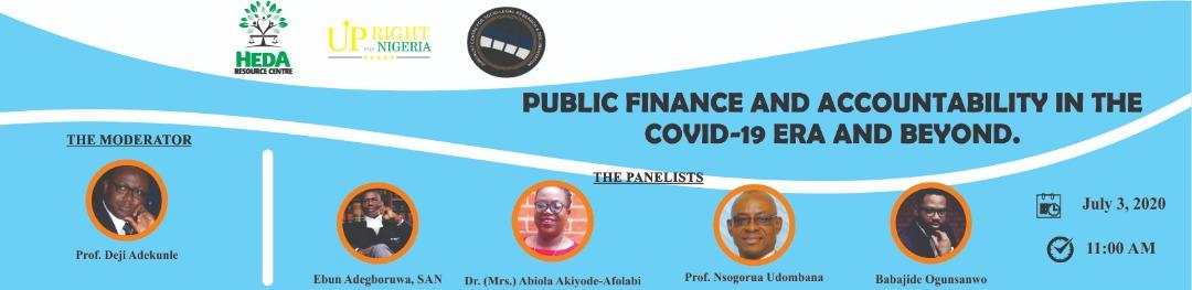 Join Prof. Deji Adekunle, Dr.(Mrs.) Abiola Akiyode-Afolabi @abiolaak, Mr. Ebun Adegboruwa SAN @adegboruwalaw, Prof. Nsogorua Udombana and Mr. Babajide Ogunsanwo @ogunsanwojide today at 11:00am Kindly click on the link to register tinyurl.com/y8yqz9ke for event details