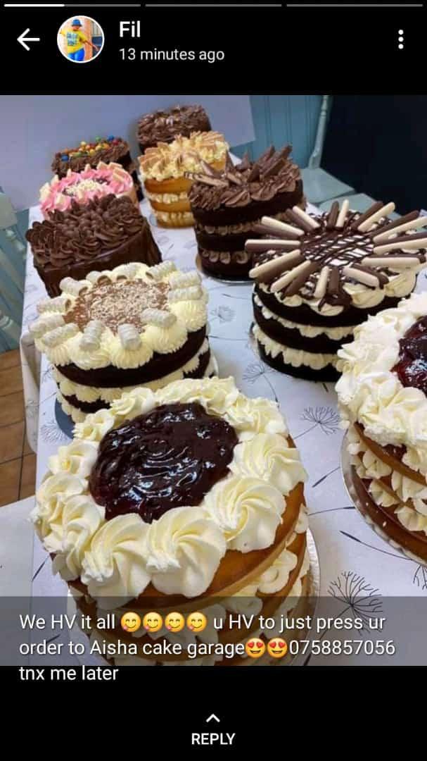 Events is life #Lawria events #Cake garage pic.twitter.com/jKZfz17C2B