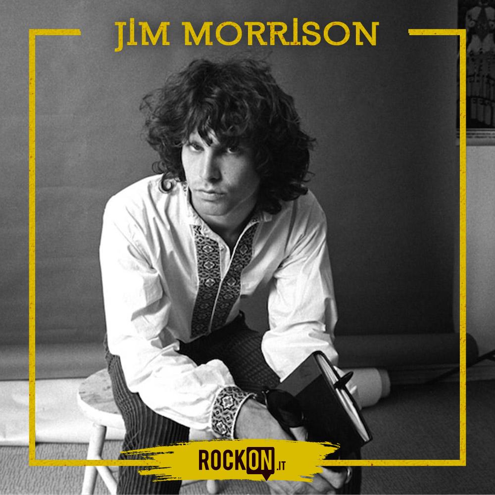 #JimMorrison
