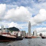"Image for the Tweet beginning: 針對香港美國商會稱""仍將香港視為全球商業大本營"",中國外交部發言人趙立堅7月3日表示,中方歡迎包括美國企業在內的世界各國企業繼續在香港運營發展。"