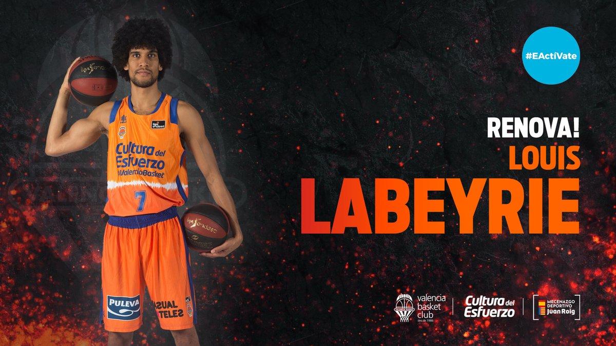 📝  ¡Lou se queda!  Cas 👉 @Louis_Labeyrie prolonga su contrato hasta 2022 https://t.co/rpIaGncSLR  Val 👉 Louis Labeyrie prolonga el seu contracte fins a 2022  https://t.co/xO1d8wKN2h  Eng 👉 Louis Labeyrie extends until 2022  https://t.co/INWlBjclRO  🤝 Colabora @pamesaceramica https://t.co/Q5C9lO5Nmk