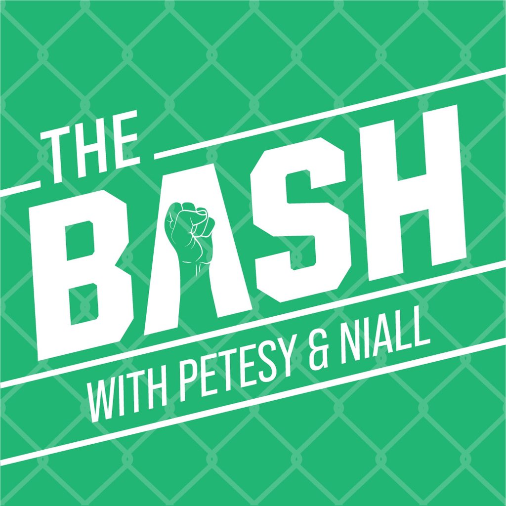 Thrilled to announce that @niallmcgrath4 & I return next week with our brand spanking new podcast, #TheBash.   We've teamed up with football legend @GaryLineker's @goalhangerfilms and we're buzzing to get back to it. See you Tuesday, get subscribing! 😘  https://t.co/ghZn3pha4C https://t.co/vts0U0Oukw