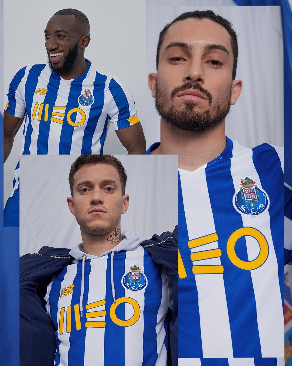 Eis o novo equipamento principal do Porto para 2020/21. https://t.co/ClpZDbnZ9E