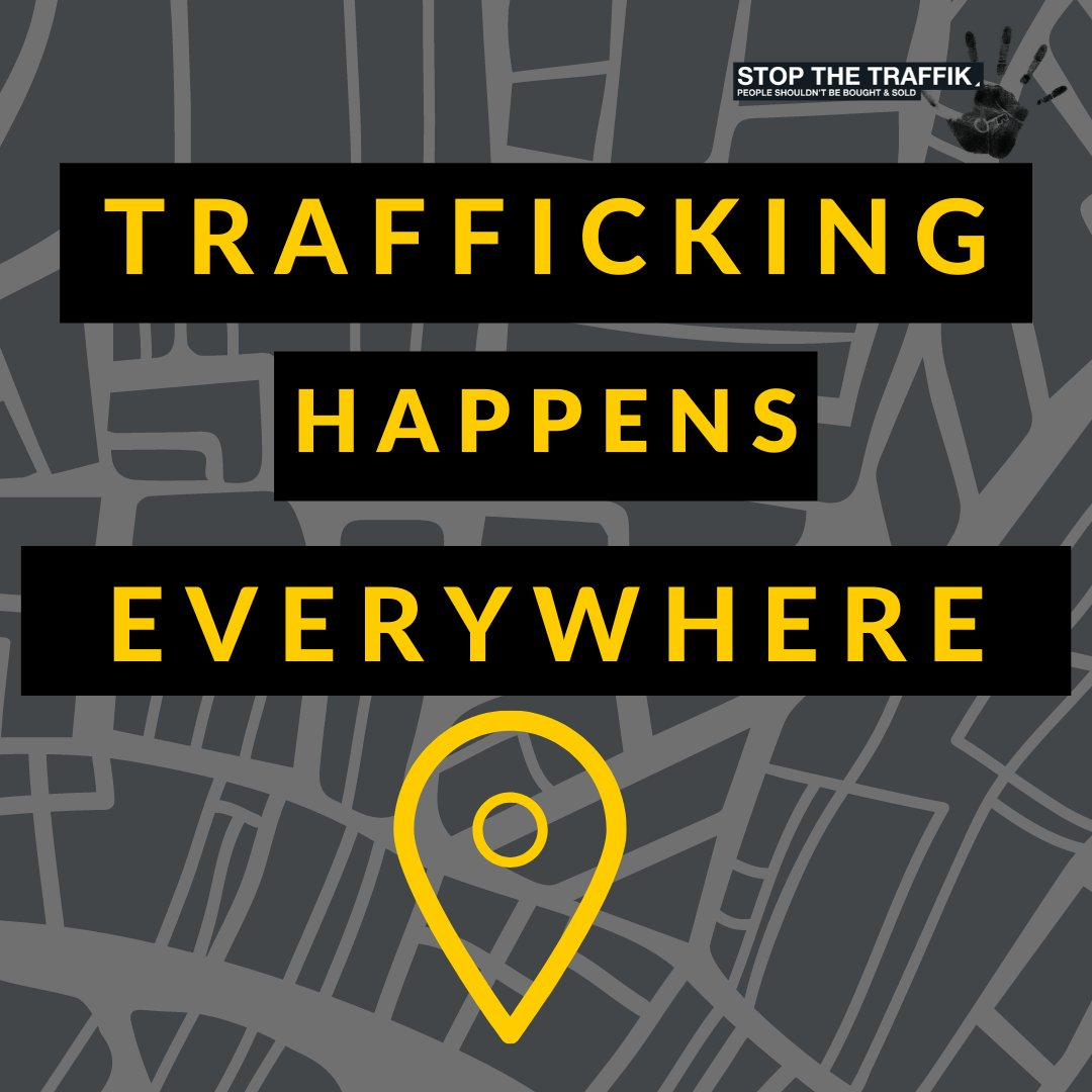 On 26th June, @bedspolice rescued 10 victims of human trafficking from a farm in Bedfordshire. Two arrests were made. Exploitation happens everywhere – but STOP THE TRAFFIK is committed to ensuring those vulnerable know how to #SpotTheSigns. More here: buff.ly/2YgdhaO