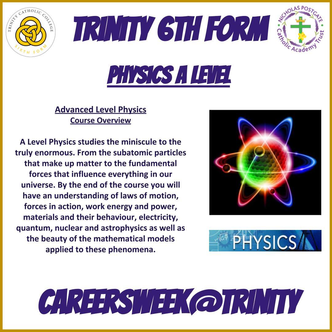 Final Day of Careers Week... see more on Facebook and Insta  #TrinityCareers  #NextSteps #Trinity6thForm #Future #CareersWeek2020 #CareersWeek #IAG #job #apprenticeship #highereducation #furthereducation #virtualworkexperience #teesvalleycareers #aspirations #trinityfamily https://t.co/t1tS6bBe6g