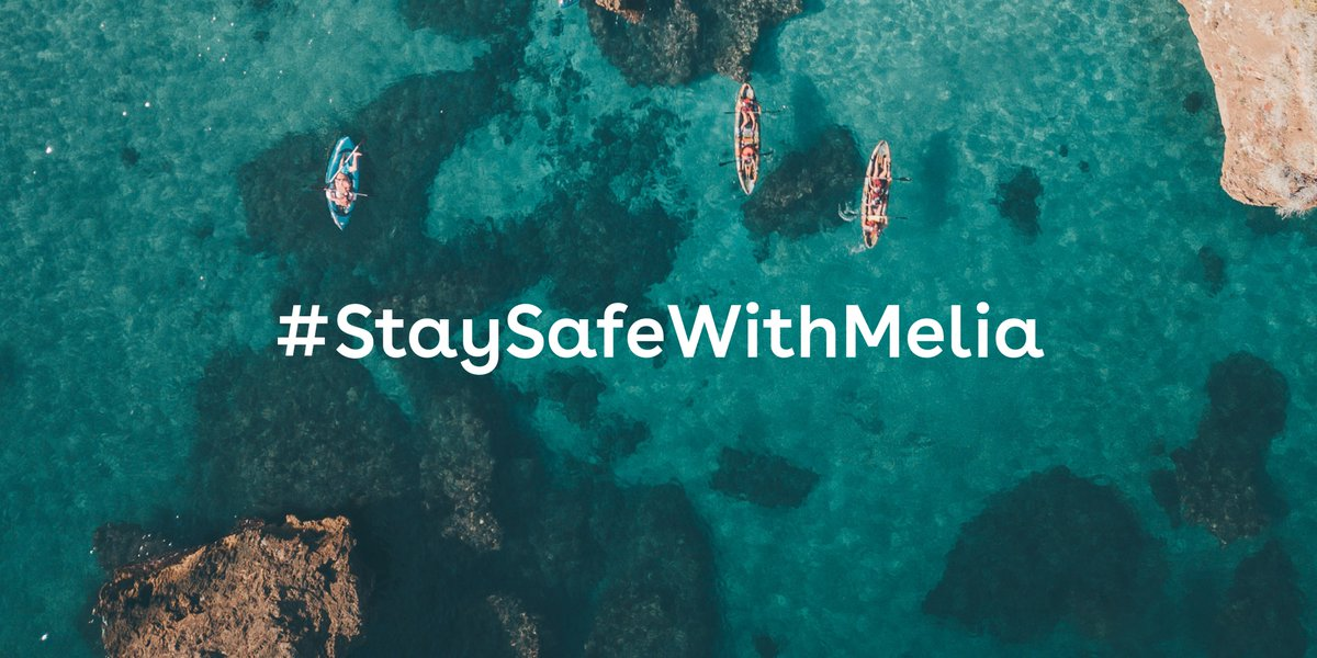 When you come back, be greeted by the ocean waves. Book your next holiday today and enjoy 30% off. Ends 12th July. #StaySafeWithMelia 👉 https://t.co/aNsdsBQ7B7 https://t.co/6pr5fwcUOQ