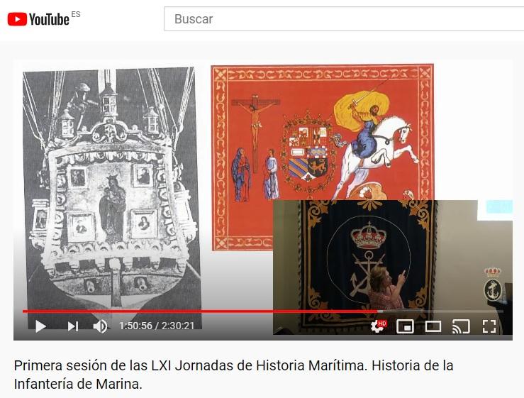 """Ya están disponibles en el canal de YouTube de la @Armada_esp las LXI Jornadas de Historia Marítima """"Historia de la Infantería de Marina"""".  Si quieres 👀 pincha 👇 30 de Junio: https://t.co/AKUSCm1aKe 1 de Julio: https://t.co/ygqMKkUR7z 2 de Julio: https://t.co/xsbCjMAgRA https://t.co/VuzQDqEQs1"""