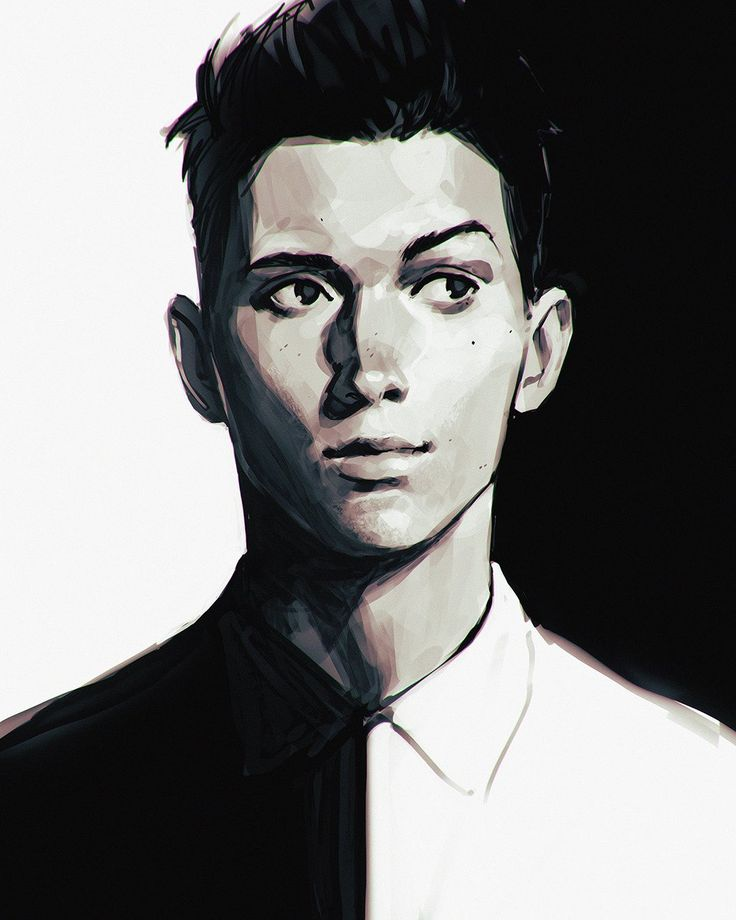 Apparently, this is what I'd look like if I were actually hot? (CC: @ImZigalo and his anonymous artist)  #NewProfilePic or naw?pic.twitter.com/Cm7LhzYzw4  by Boxi