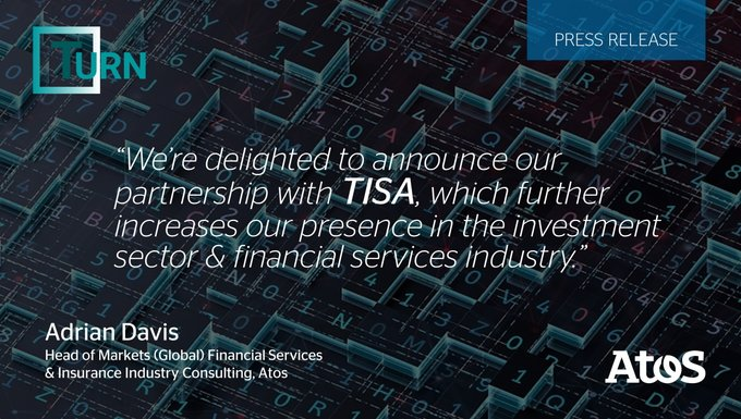 TURN - our innovative #blockchain utility for @uktisa - will allow asset managers and...