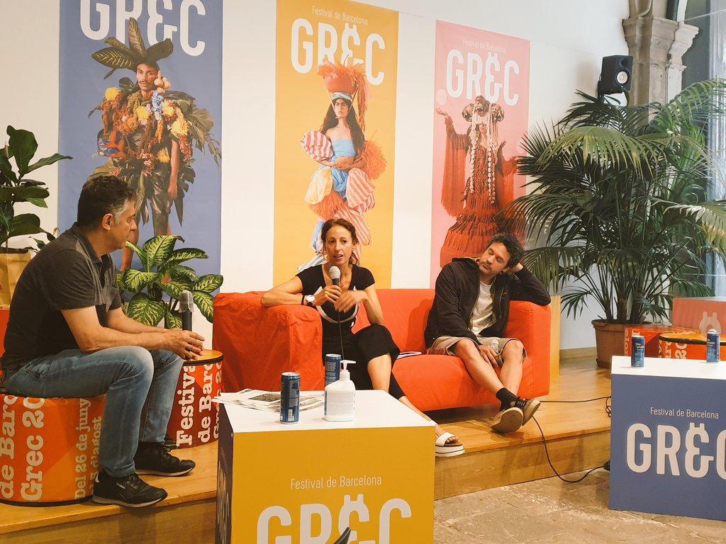 Contents de participar un any més al @grecfestivalbcn!  Enguany amb dos petites grans propostes. Amb @nico_roig i Xavi Bobés 👉 https://t.co/2CRHrySF3B https://t.co/EHNwR0wfub