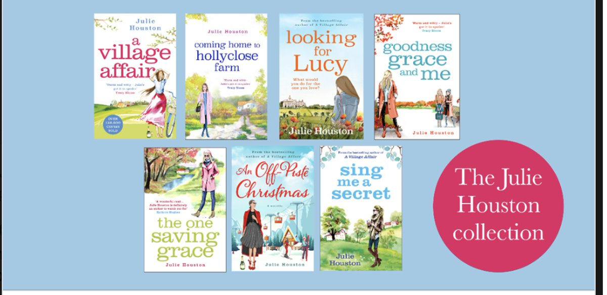 SING ME A SECRET and A VILLAGE AFFAIR  are both  just 99p today!!!  @Aria_Fiction   http://Amzn.to/35wqT6d  #fridaymorning #weekendvibes pic.twitter.com/Ct2fDj4KPb