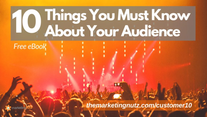 10 Things You Must Know About Your Customer [podcast + ebook] trbr.io/8VROWT3 via @PamMktgNut