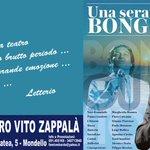 Image for the Tweet beginning: Al Teatro Zappalà di Mondello