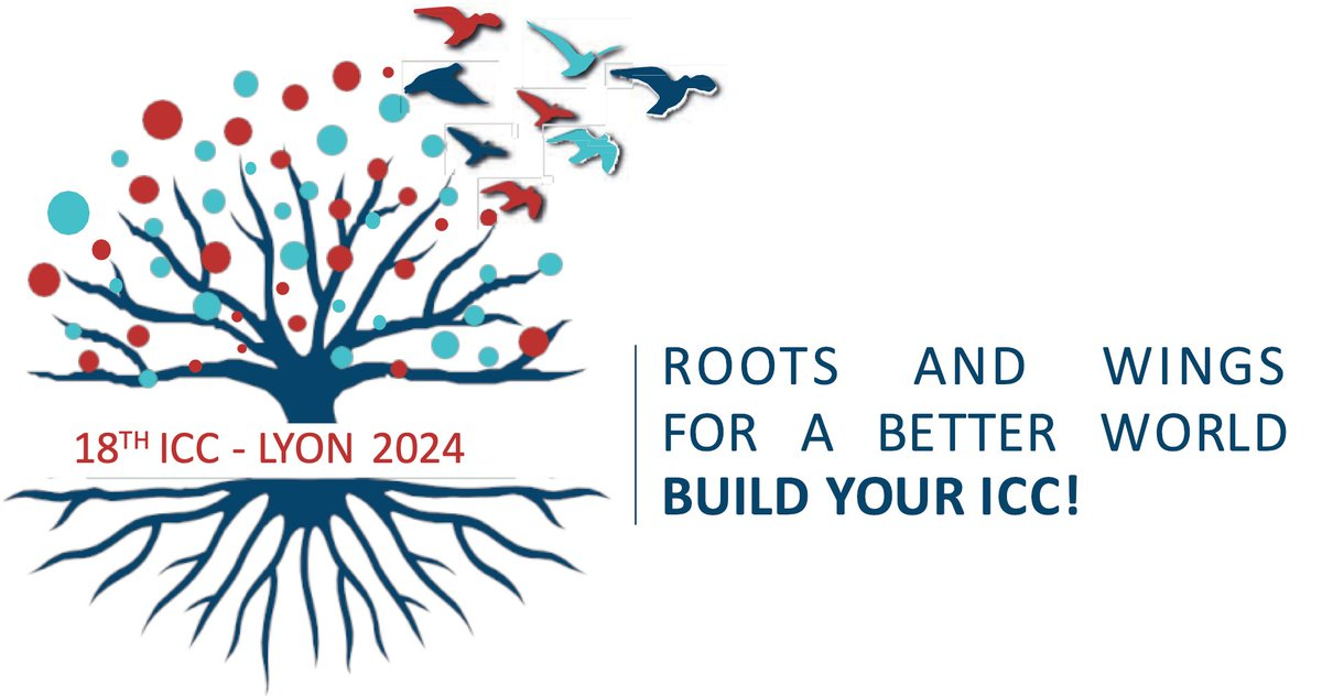 👏18th International Congress on Catalysis will take place from 14 to 19 July 2024 at Lyon, France! #buildyourICC ▶️https://t.co/3SIboPZS2U  @INC_CNRS @ENSICAEN  @Universite_Caen @Reseau_Carnot @Carnot_ESP  @CNRS @CNRS_Normandie @normandieuniv @ICCLyon2024