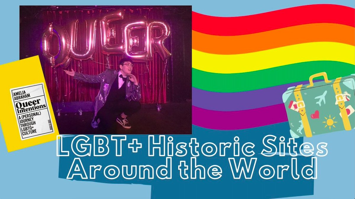 LGBT+ historic sites to visit after lockdown https://artiecarden.wordpress.com/2020/06/26/lgbt-historic-sites-around-the-world/… #lgbtq #lgbt #pridemonth #nonbinarypride #enbypride #queerpride #bloggerloveshare #bloggershutRT #bloggersintheuk #bloggerstribe #bloggingbeesrt #chronicillnessblogger #lgbtbloggers  #lgbtyoutuberpic.twitter.com/rHMII8uskC
