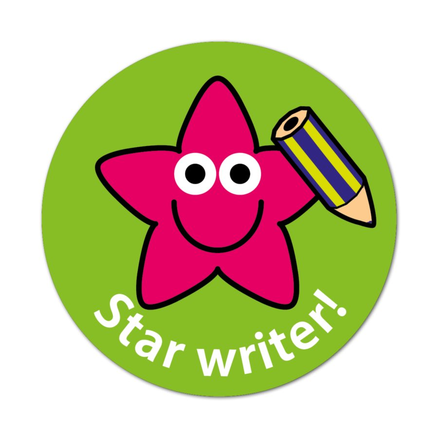 🖊 ⭐️ Star Writer ⭐️ 🖊  Our Star Writer this week is Bailey. Mrs Hillstead was very impressed with your writing about the Colour Monster in her Year 2 Bubble on Monday,  keep it up! #getwriting https://t.co/nYblBKCKhH
